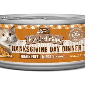 Merrick Thanksgiving Day Dinner canned cat food 5.5oz