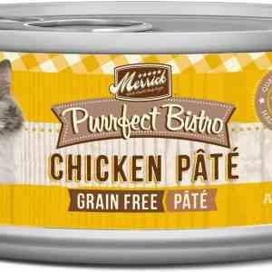 Merrick chicken recipe canned cat food 5.5oz
