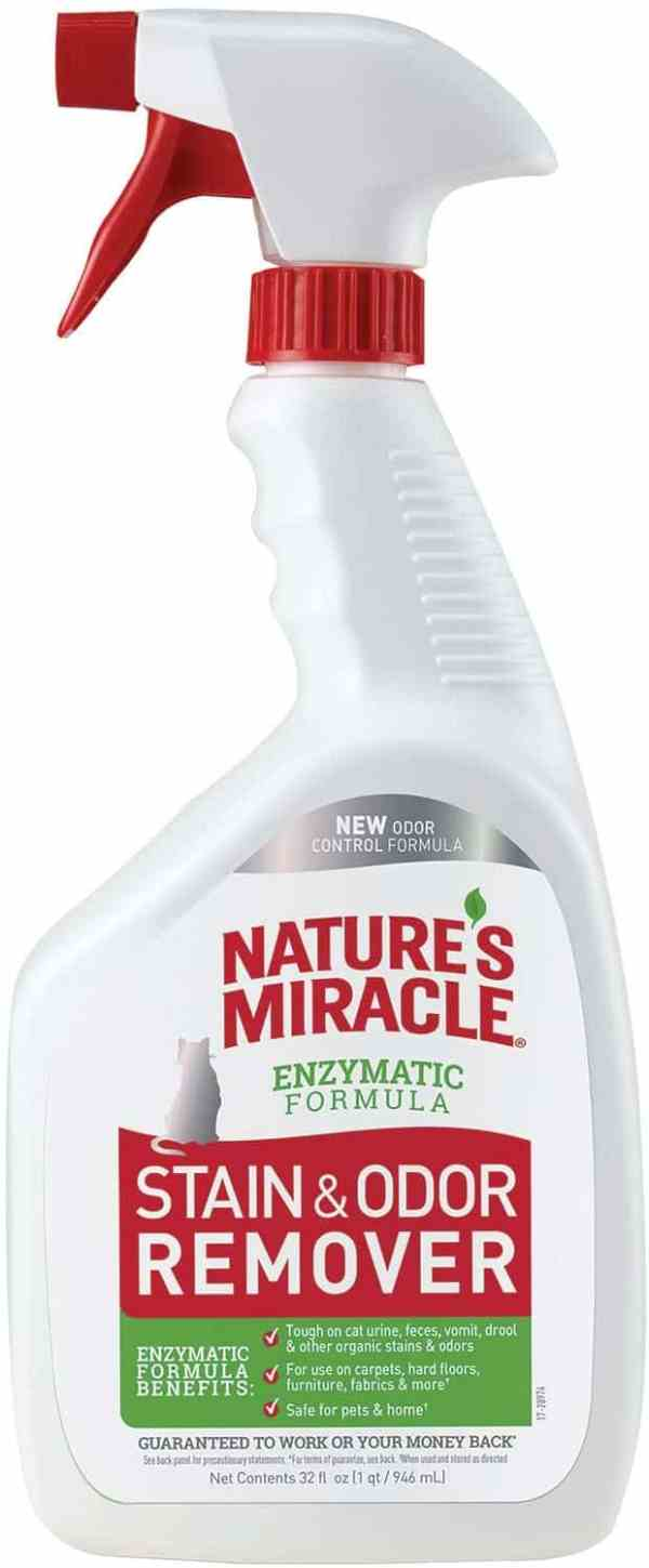 Nature's Miracle Cat Stain Odor Remover 32oz