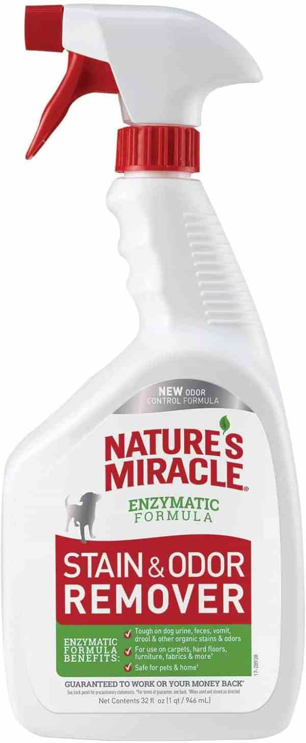 Natures miracle stain odor dog 32oz