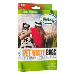 BioBag pet waste bags 35 large