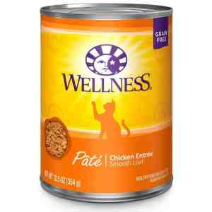 Wellness chicken 12.5oz canned cat food