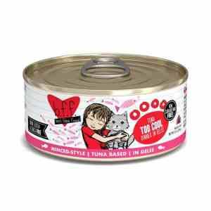 Weruva BFF Tuna Too Cool 5.5oz canned cat food