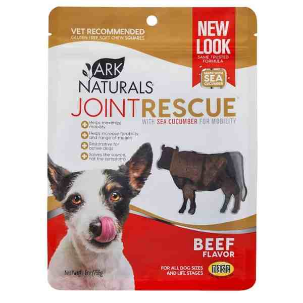 ARK Naturals Joint Rescue Beef Soft Chews