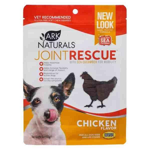 ARK Naturals Joint Rescue Chicken Soft Chews