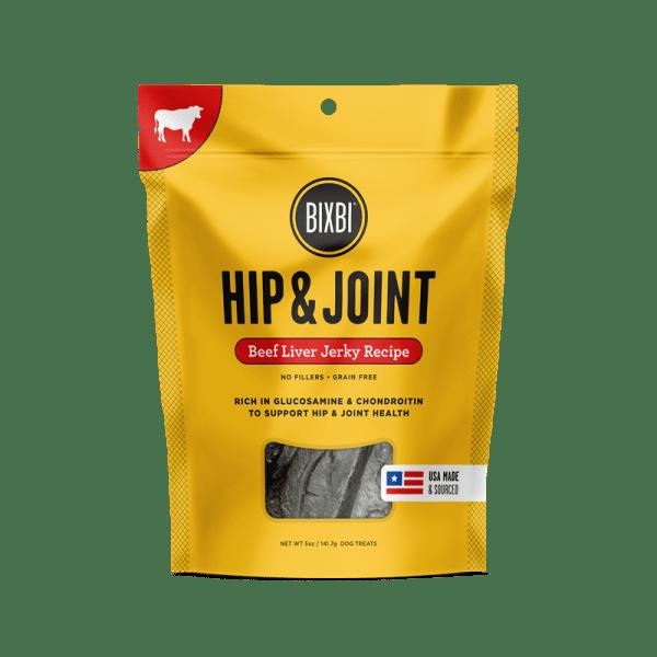 Bixbi Hip & Joint Beef Jerky