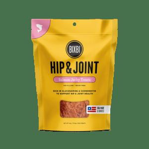 Bixbi Hip & Joint Salmon Jerky 4oz