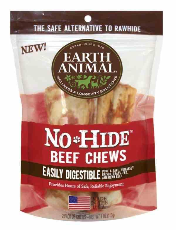 Earth Animal Beef Chews Small