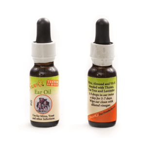 Snook's Ear Oil