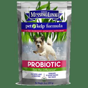 The Missing Link pet kelp formula probiotic