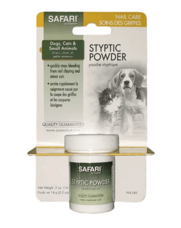 Safari Styptic Powder
