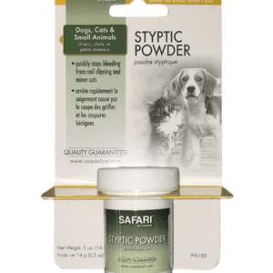 Safari Styptic Powder
