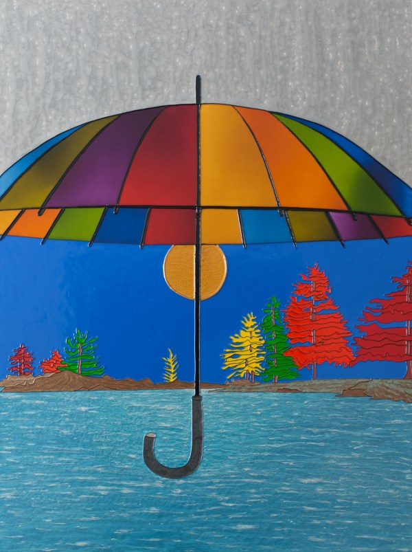 Between Two Seasons - Colorist Art - Algonquin Collection 3-1-2 #2