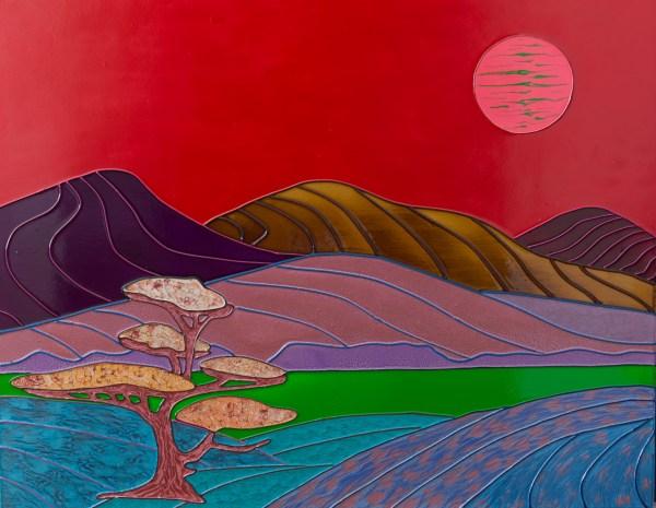 Colorist Study #7 - Colorist Art - Algonquin Collection 3-1-2 #10