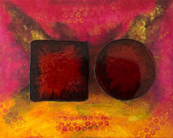 Debby - Abstract Art – Hurricane Season 2018 - 3-2-2 #2