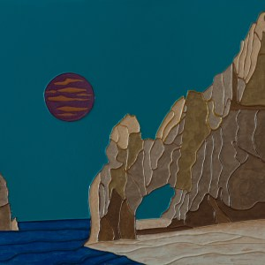 Fundy Bay - Colorist Art - Daydreaming Collection 3-1-8 #8
