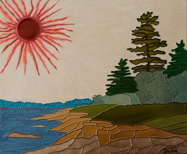 Good Morning Sunshine - Colorist Art - Nipissing Collection 3-1-3 #3