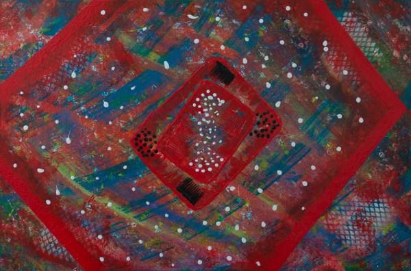 Sebastien - Abstract Art – Hurricane Season 2019 - 3-2-1 #17