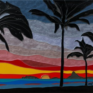 Sunset at Manuel-Antonio Park - Colorist Art - Daydreaming Collection 3-1-8 #4