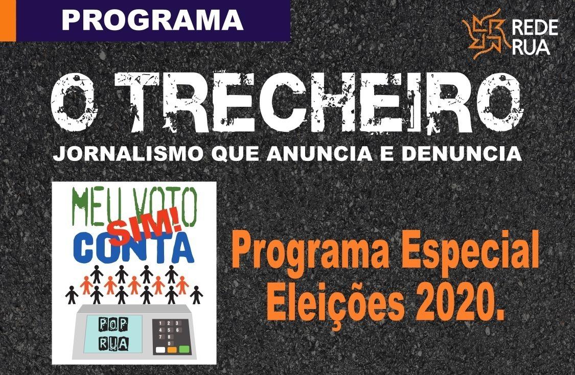 Programa especia eleições