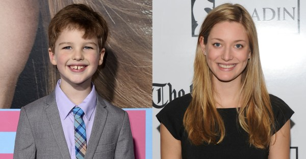 Spin-off Young Sheldon