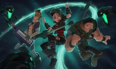 Black River Studios acaba de lançar Rock & Rails, game que é uma mistura de Rock'n Roll com monstros, para Samsung Gear VR. Saiba mais.