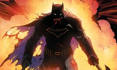 Scott Snyder e Greg Capullo estão de volta ao universo Homem-Morcego. Conheça Dark Knight: Metal, a nova HQ do Batman que pretende ser violenta.