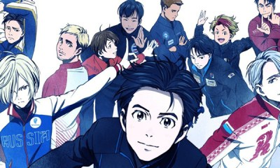 O quarto volume do Blu-ray do anime de Yuri!!! on Ice vendeu cerca de 33.383 cópias na primeira semana, atingindo o primeiro lugar no ranking da Oricon