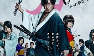 A Warner Bros. Japan divulgou três novos vídeos nesse domingo para o filme live-action do mangá de Hiroaki Samura, Blade of the Immortal. Confira!