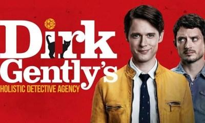 5 motivos para assistir a série Dirk Gently's Holistic Detective Agency