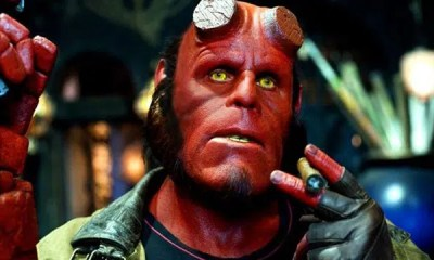O ilustrador Mike Magnolia anunciou recentemente em suas redes sociais que Hellboy ganhará um reboot para os cinemas. Saiba mais detalhes.