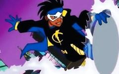Bomba! | Super Choque pode aparecer em live-action de Raio Negro