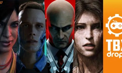 Sejam bem-vindos de volta a mais um TBX Drops, trazendo um resumo das principais notícias da semana sobre o mundo dos games!