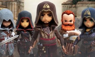 A Ubisoft anunciou o seu mais novo título da franquia Assassin's Creed. O game Assassin's Creed Rebellion será um mix de RPG com muita ação.