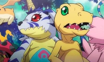 Quinto filme da saga Digimon Adventure, Digimon Adventure tri. – Chapter 5: Symbiosis, recebe um novo trailer com cenas inéditas. Confira!