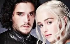 Game of Thrones | Diretor confirma clima romântico entre Daenerys e Jon Snow