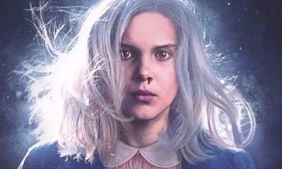 A Netflix divulgou um novo poster para a série Stranger Things com foco na personagem Onze. A produção original retorna com novos episódios em outubro.