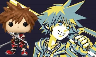Kingdom Hearts | Conheça os novos colecionáveis Funko Pop! e Mystery Minis