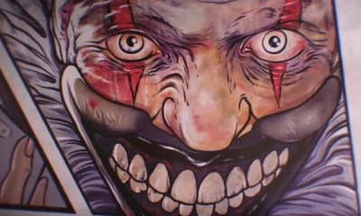 Foi liberado um novo teaser focado no retorno do macabro palhaço Twisty, um dos personagens mais marcantes de American Horror Story. Confira!