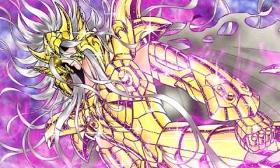 Finalmente foi confirmada a existência do 13º Cavaleiro de Ouro, sendo ele da constelação de Serpentário. Confira a primeira imagem do personagem.