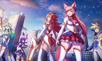 A Riot Games disponibilizou as mais novas skins das Guardiãs Estelares e um novo modo de jogo cooperativo para o game League of Legends. Saiba mais.