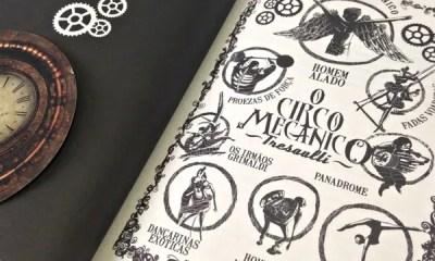 Preparamos uma lista com algumas obras literárias do gênero steampunk para que você se encante com esse fantástico universo da ficção. Confira!