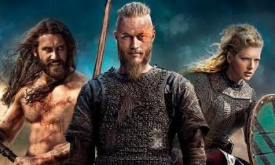 A quinta temporada de Vikings ainda nem estreou e o canal de TV a cabo History já se adiantou e confirmou a renovação da série para um sexto ano.