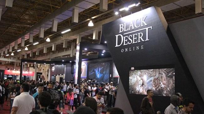 Black Desert rouba a cena na BGS 2017