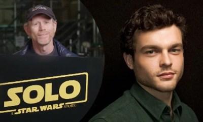 Título oficial Han Solo