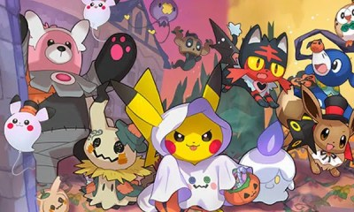 Evento de Halloween em Pokémon GO pode trazer monstros da 3ª geração