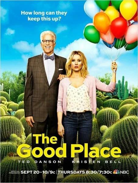 Review TBX: The Good Place.E se o céu não fosse o seu lugar?