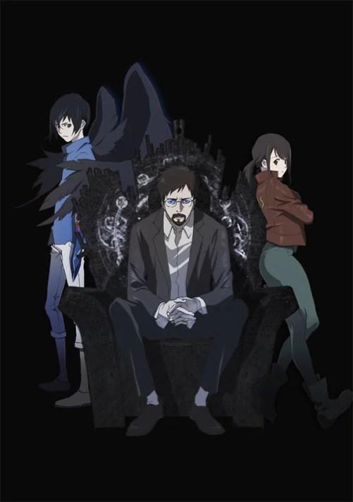 Anime B: The Beginning, original da Netflix, estreia em março de 2018