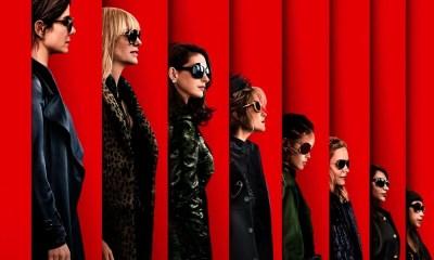 Saiu!   Confira o primeiro teaser de Oito Mulheres e Um Segredo
