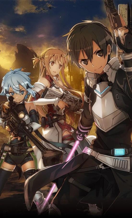 Novo trailer de Sword Art Online: Fatal Bullet mostra personagens e gameplay